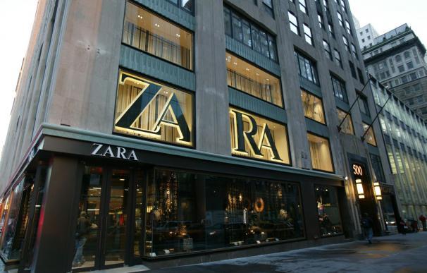 Una tienda Zara