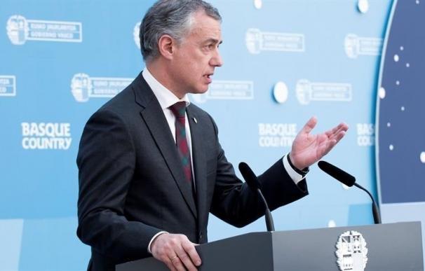 Gobierno Vasco aprobará el próximo martes un listado actualizado sobre las transferencias pendientes