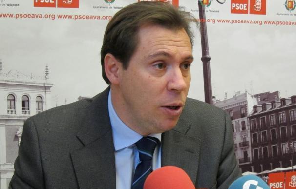 Óscar Puente, elegido secretario general de la Agrupación de Valladolid por 11 votos de diferencia con Mariano Carranza