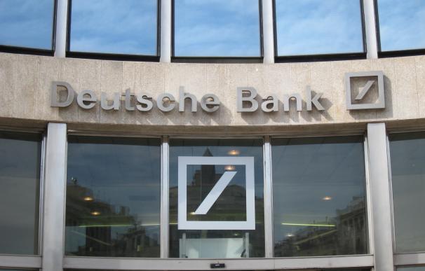 "Deutsche Bank pide al BCE que ponga fin a ""la era del dinero barato"""