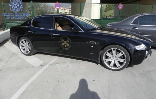 Caen en Fuengirola cuatro individuos que suplantaban al Banco Vaticano para robar