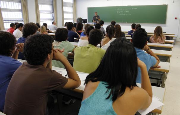 Casi 147.000 estudiantes inician el curso este viernes en Galicia en ESO, bachillerato y enseñanzas de régimen especial