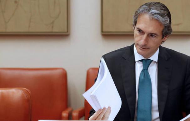 Fotografía del ministro de Fomento, Íñigo de la Serna
