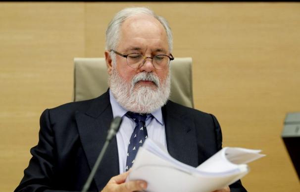 El comisario de Energía, Miguel Arias Cañete.