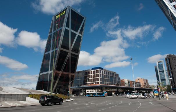 Fotografía de la sede de Bankia