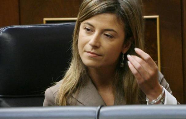 Fotografía de Bibiana Aído, exministra de Igualdad