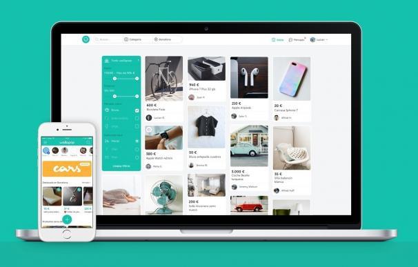 La nueva web de Wallapop sincroniza el chat con la 'app' móvil