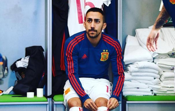 Joselito, jugador de la selección española de fútbol sala