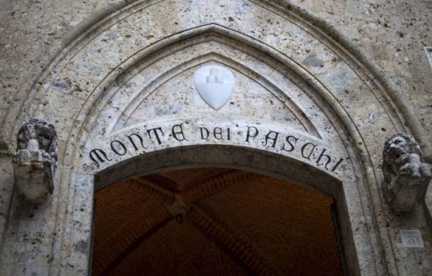 Año negro de Monte dei Paschi: perdió 3.502 millones de euros, un 8,1% más