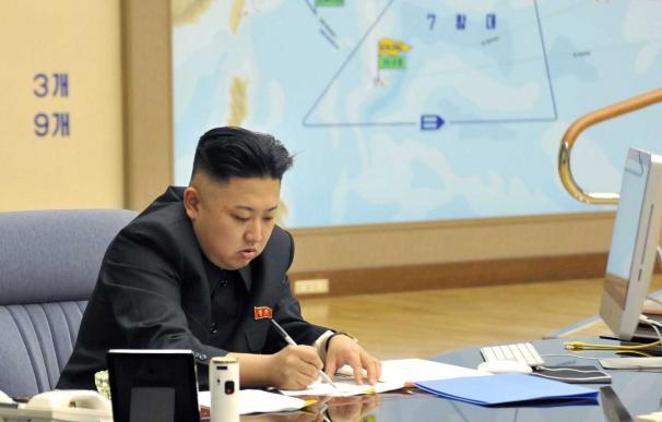 Kim Jong-Un es un amante de la informática.