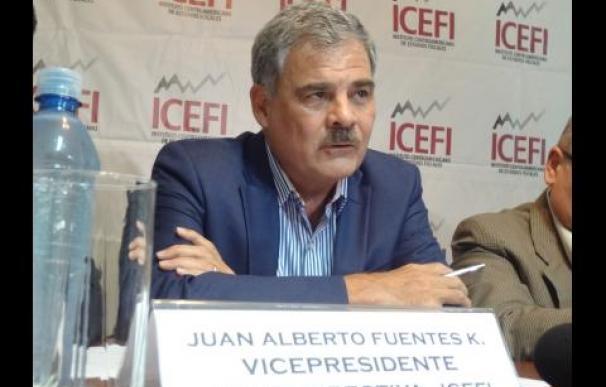 Juan Alberto Fuentes, presidente de Oxfam Internacional.