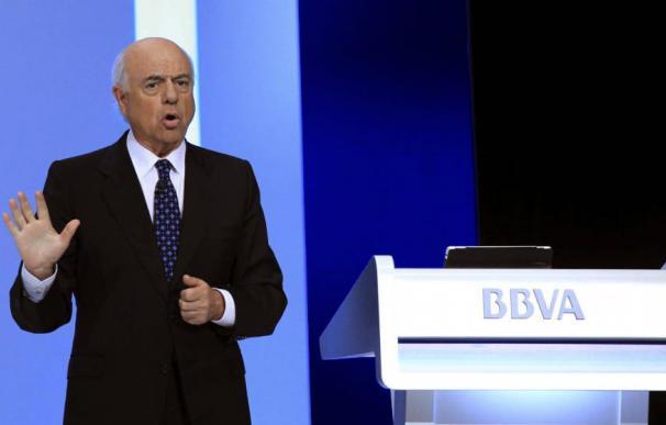 Francisco González, presidente del BBVA