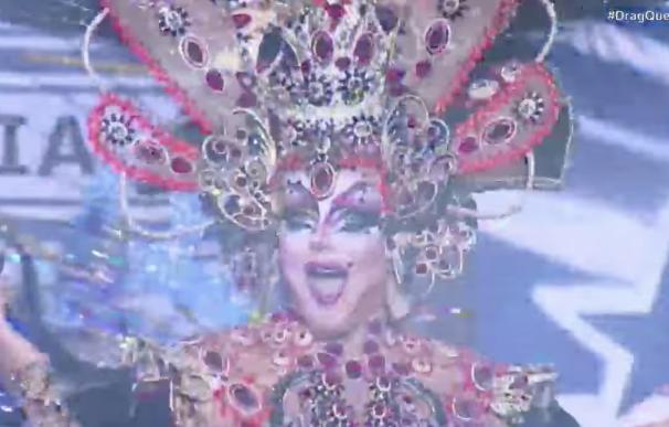 Drag La Tullida, ganadora de la gala Drag 2018