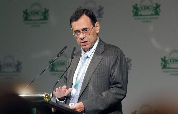 El exdirector general del BIS y exgobernador del Banco de España, Jaime Caruana. / Efe