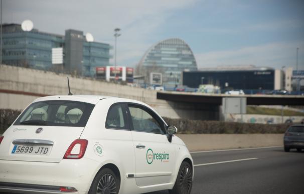 La empresa emergente tiene una flota de 200 vehículos (Foto: Respiro)
