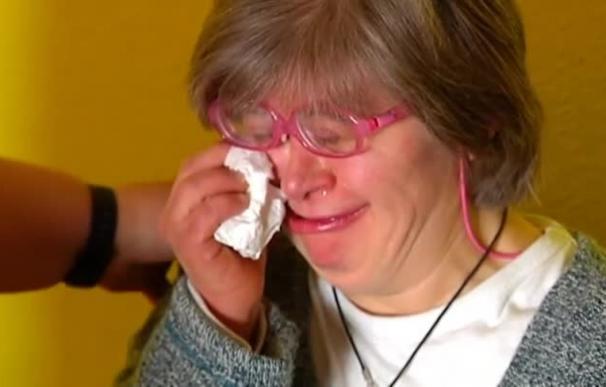 Las lágrimas de Julia por el dolor del rechazo (Imagen: Captura)
