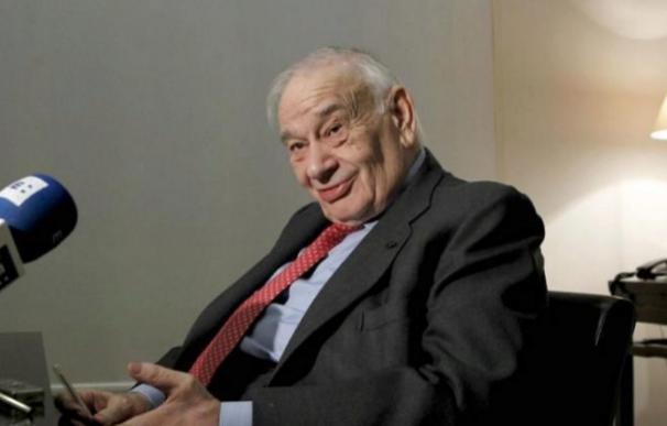 Muere Blas Calzada, expresidente de la CNMV y presidente del comité del Ibex