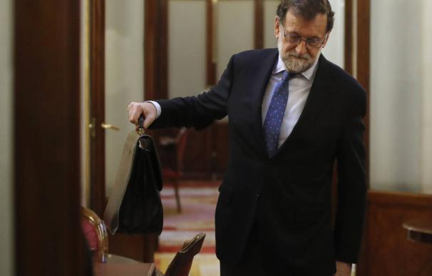 Rajoy cada vez más solo