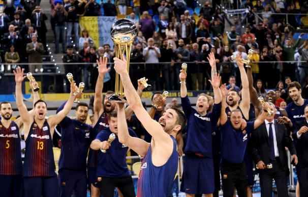 El Barcelona gana la copa del Rey