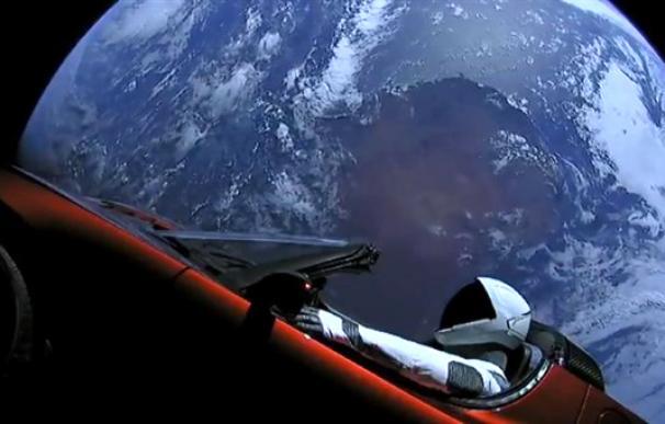 El Tesla lanzado con el Falcon Heavy no irá a Marte