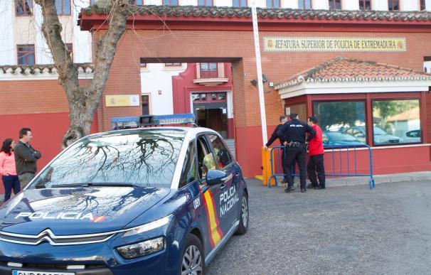 Comandancia de Policía Nacional donde se presta declaración por los supuestos amaños en las apuestas de partidos.