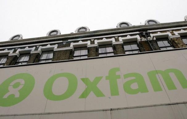 Fotografía de una de las sedes de Oxfam Intermón
