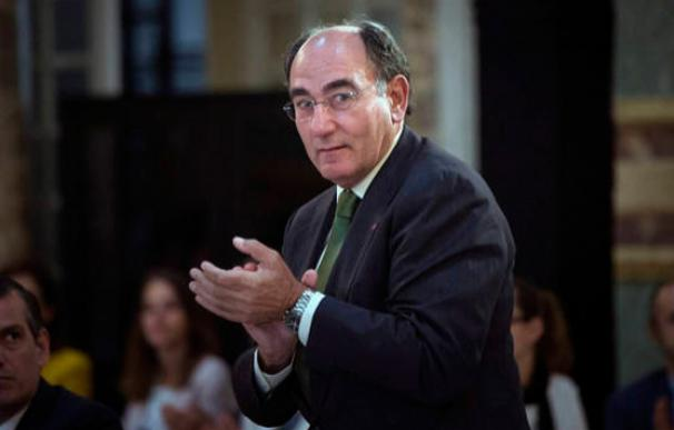 Sánchez Galán , presidente de Iberdrola.