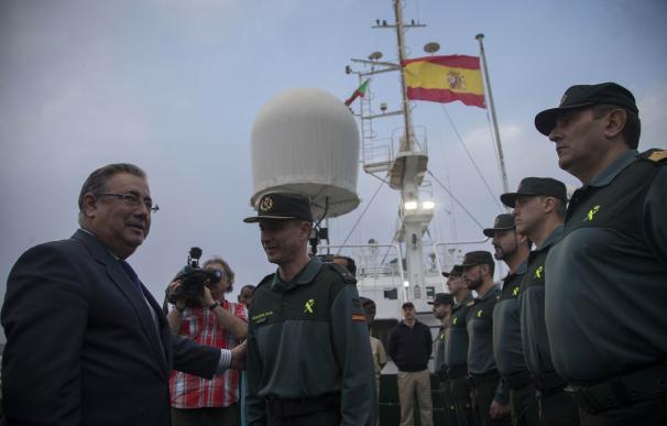El ministro Juan Ignacio Zoido de visita en Mauritania