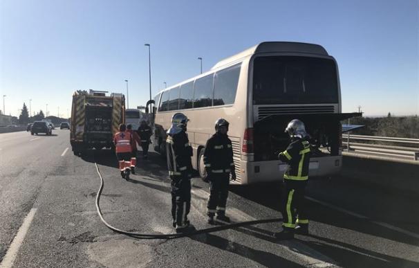 Imagen del vehículo afectado