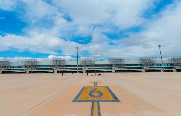 Nuevo aeropuerto de Murcia