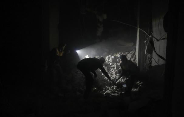 Un pequeño rayo de luz se abre paso en Siria