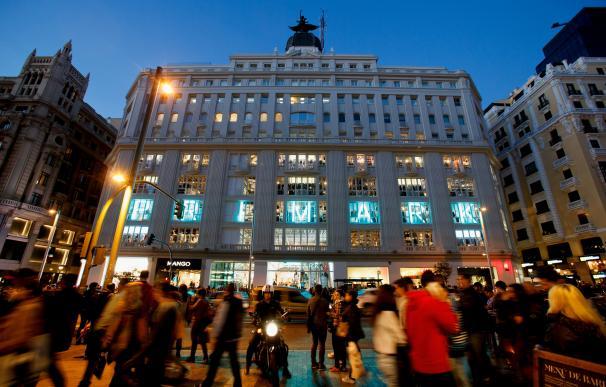 Imagen de la tienda de Primark en la madrileña Gran Vía.