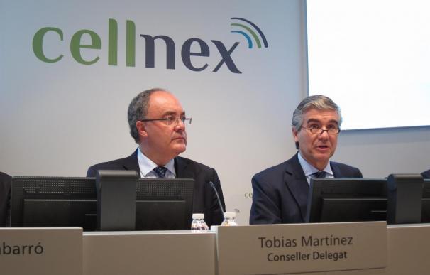 Tobias Martínez junto a Francisco Reynés.