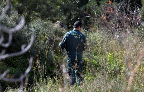 La Guardia Civil peina la zona de Níjar donde se cree que desapareció el pequeño