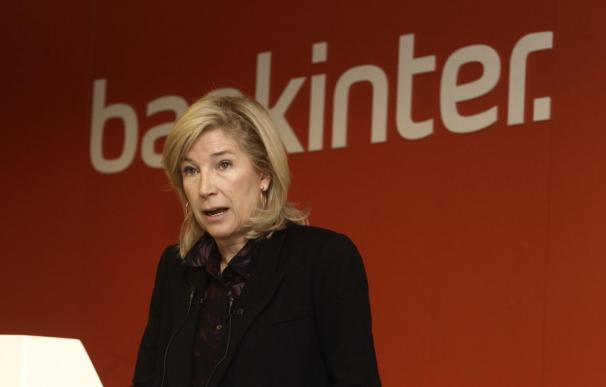 María Dolores Dancausa lidera el ranking de los mejores consejeros delegados de España de 'Forbes'