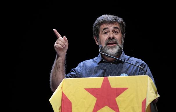 Jordi Sànchez, expresidente de ANC, se encuentra en la cárcel madrileña de Soto del Real. /EFE