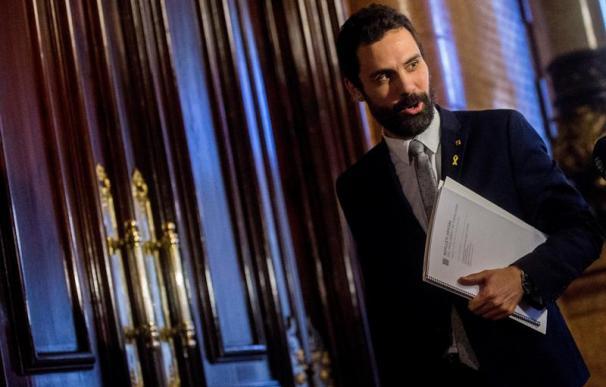 Torrent, presidente del Parlament de Cataluña