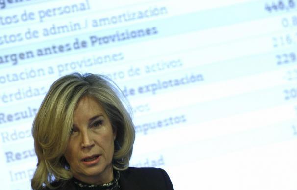 María Dolores Dancausa pronuncia mañana en Valladolid la conferencia de apertura del curso económico en CyL