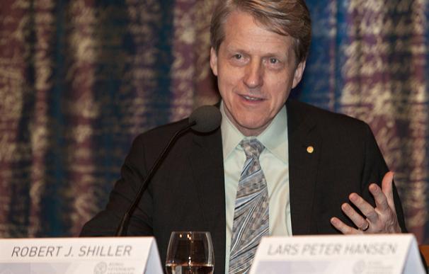 El premio Nobel Rober Shiller / Bengt Nyman