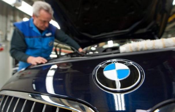 BMW. EFE/Armin Weigel
