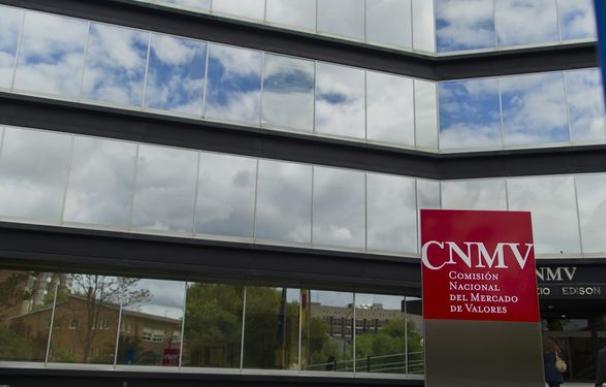 Sede de la CNMV.