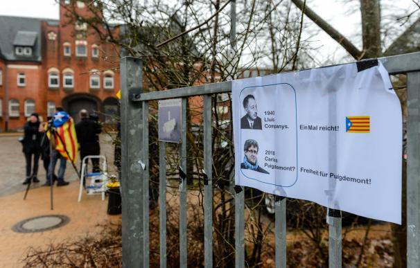 La Fiscalía de Schleswig-Holstein pidela extradición de Puigdemont
