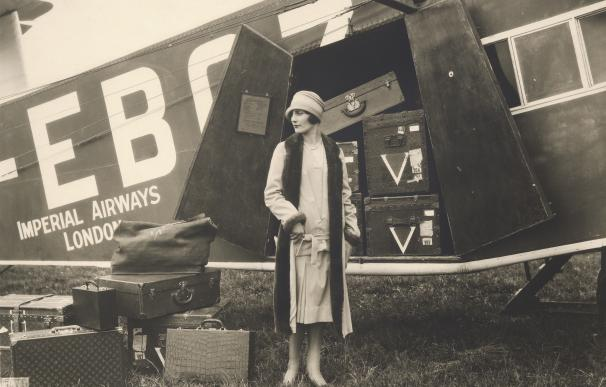 Foto del archivo histórico de la firma