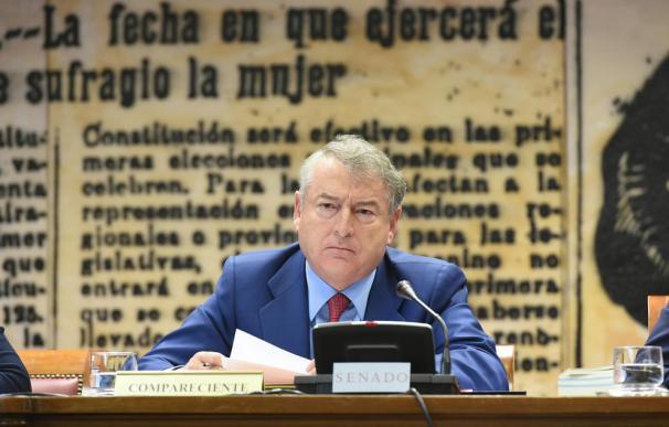 Imagen de José Antonio Sánchez, presidente de RTVE.