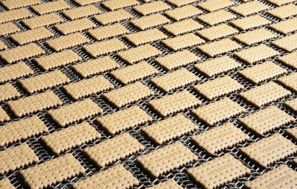 Imagen de la fábrica de galletas de Gullón.