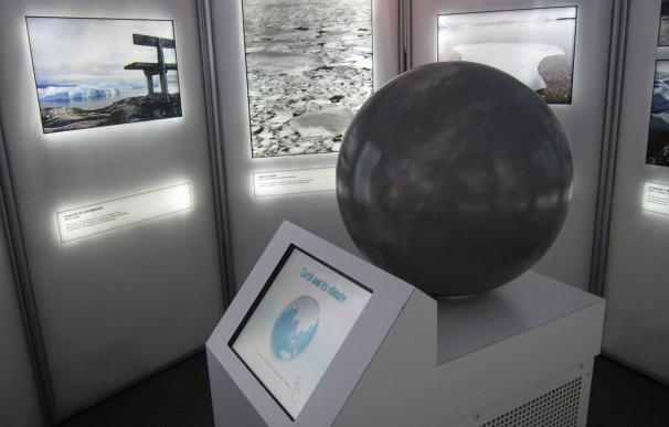 El Ayuntamiento organizará con Fundación Cajasol y 'La Caixa' la exposición 'El Ártico se rompe'