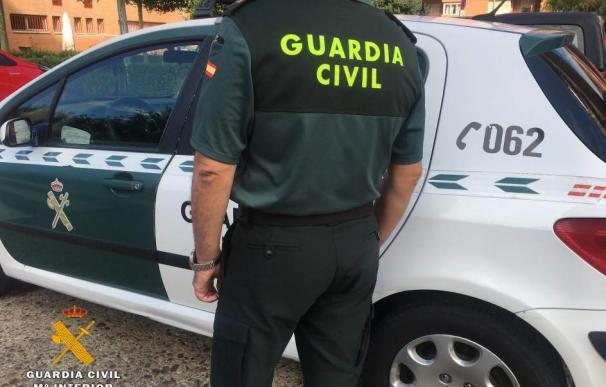 La Guardia Civil se ha hecho cargo de la investigación