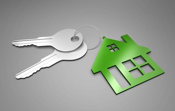 En febrero se vendieron casi 40.000 viviendas en España.