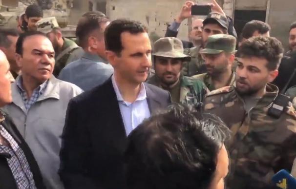 EEUU asegura que se utilizaron armas químicas en Siria
