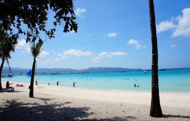 Isla de Bocaray, Filipinas